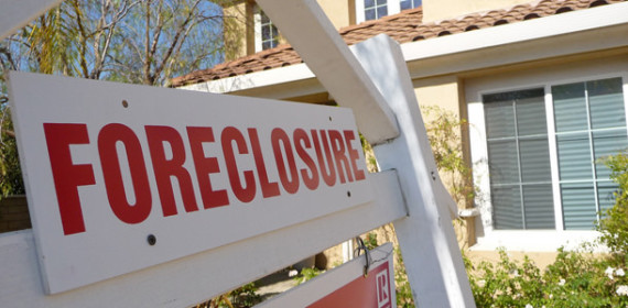 Bank Home Foreclosure